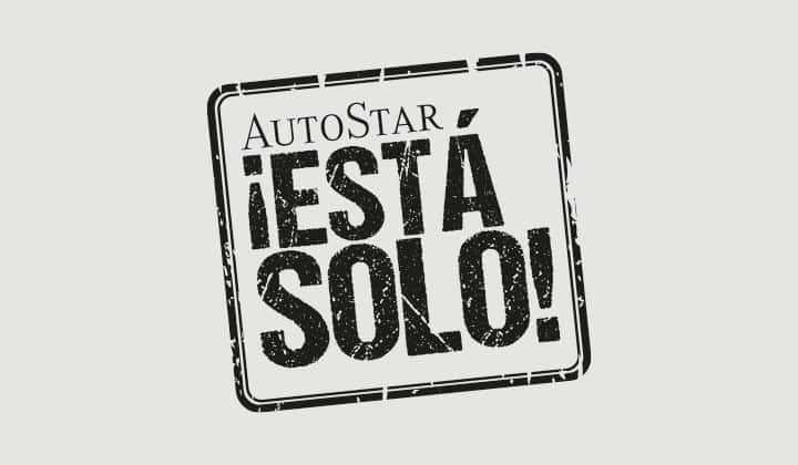 """Reglamento Promoción """"¡Autostar está solo!"""""""