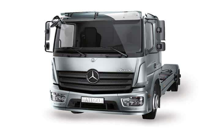 Mercedes-Benz Atego 1623