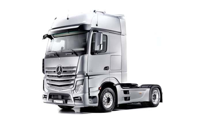 Mercedes-Benz Actross