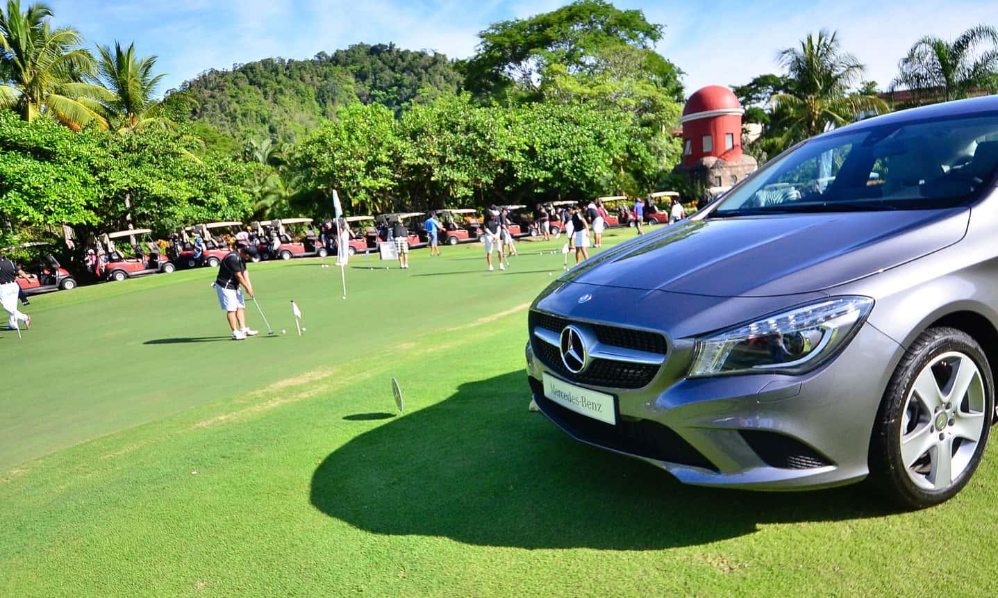 Mercedes Trophy por quinto año consecutivo premia sus clientes