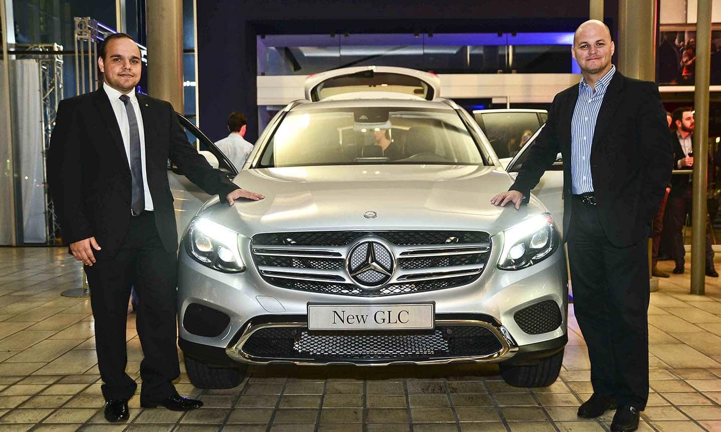 Presentación del nuevo Mercedes-Benz GLE Coupé