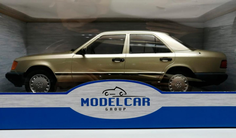 Auto escala Mercedes-Benz 260E (W124) 1984