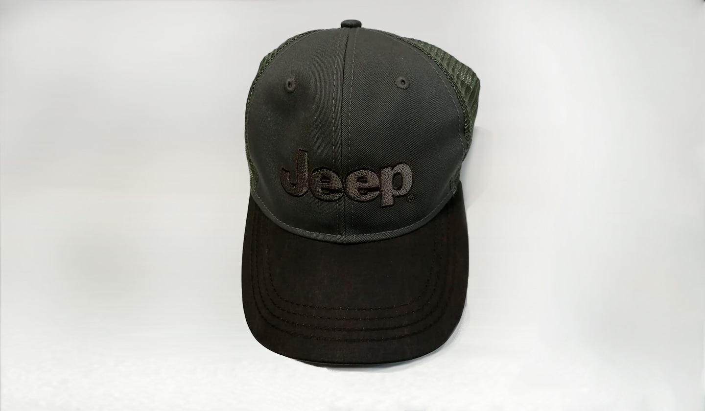 Gorra Jeep Verde Olivo