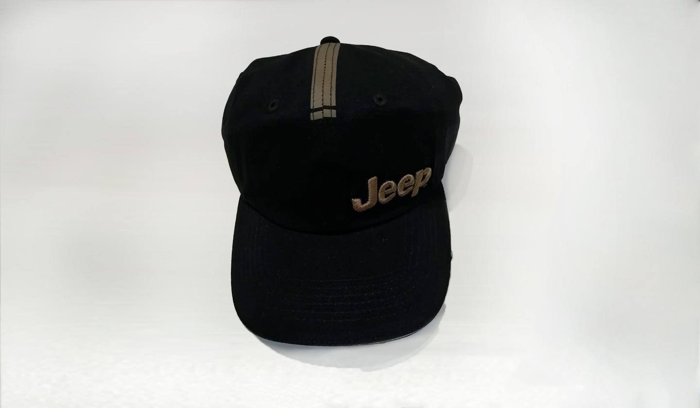 Gorra Negra-Olivo Jeep