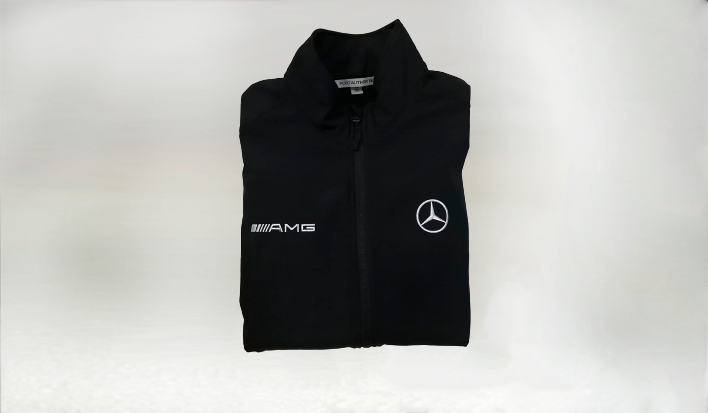 Jacket Poliest MB Mujer AMG - M