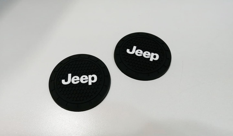 Portavasos Jeep