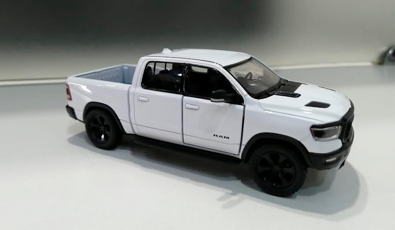 RAM 1500 2019 Blanco