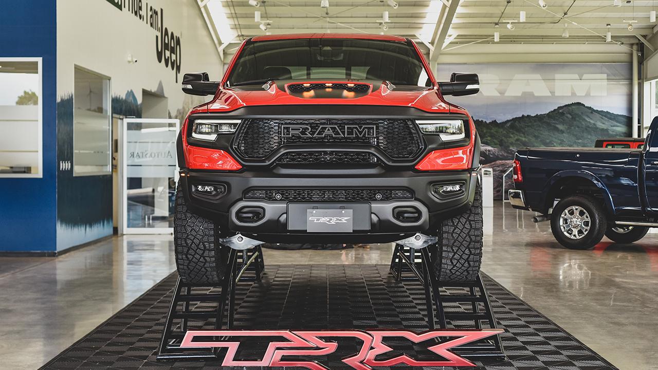 PRIMER RAM TRX EN COSTA RICA