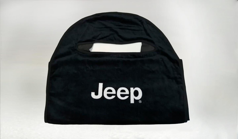 Toalla Negra Jeep
