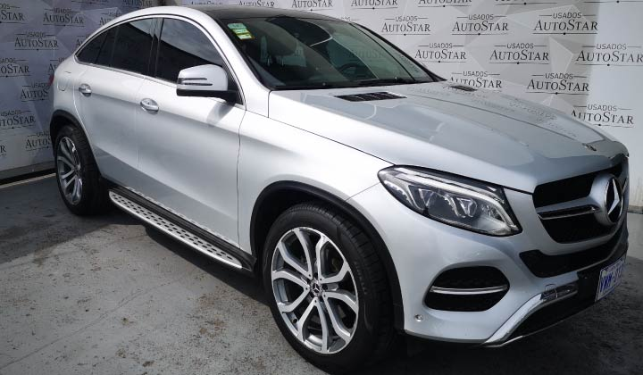 GLE 350 d COUPE