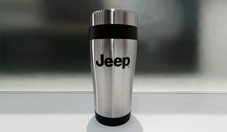 Vaso para café Jeep